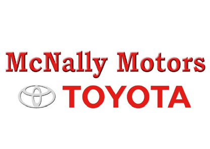McNally Motors - Toyota Dealers in Longford